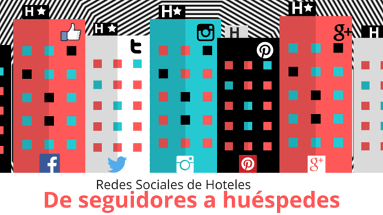 Redes Sociales para hoteles portada